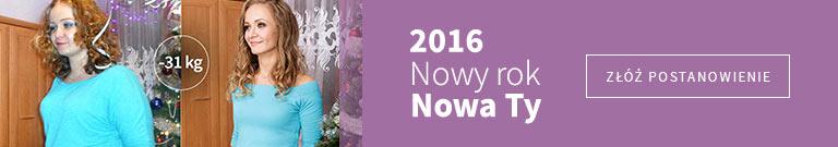 Postanowienie Noworoczne 2016